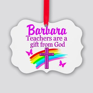 RELIGIOUS TEACHER Ornament