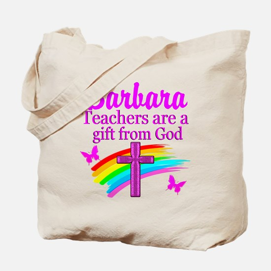 RELIGIOUS TEACHER Tote Bag