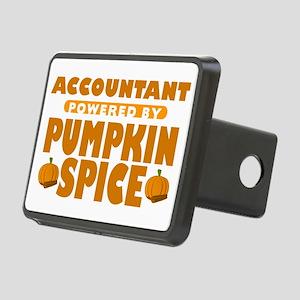 Accountant Powered by Pumpkin Spice Rectangular Hi