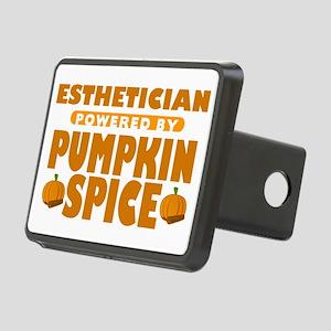 Esthetician Powered by Pumpkin Spice Rectangular H
