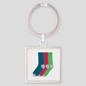 Socks Keychains