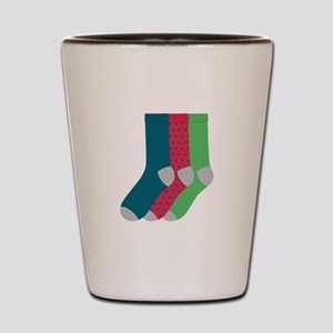 Socks Shot Glass