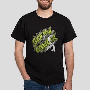 -Screw Lung Cancer 4C T-Shirt