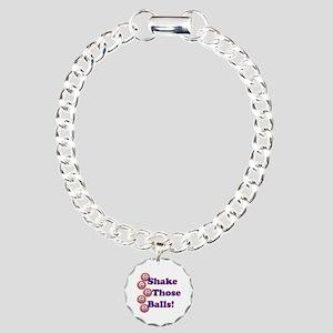 Bingo Shake Bracelet Charm Bracelet, One Charm