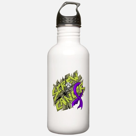 -Screw Leiomyosarcoma Water Bottle