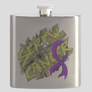 -Screw Leiomyosarcoma 4C Flask