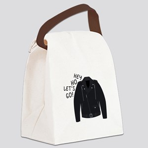 Hey Ho Lets Go Canvas Lunch Bag
