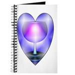Valentine Ace of Cups Journal