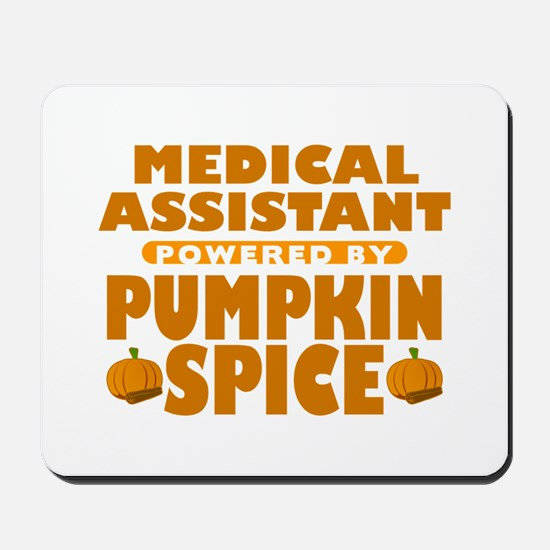 Medical Assistant Powered by Pumpkin Spice Mousepa