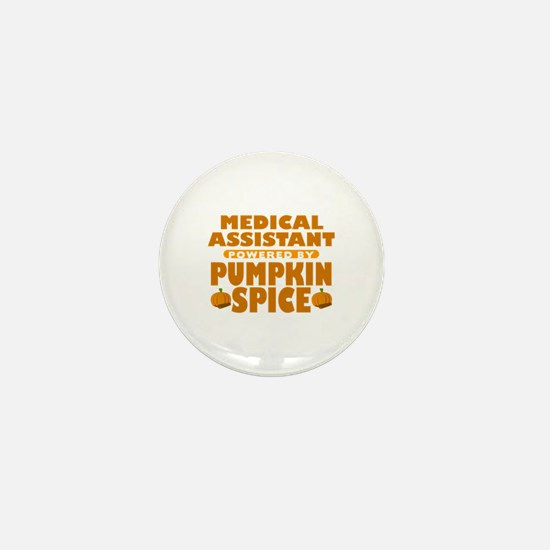 Medical Assistant Powered by Pumpkin Spice Mini Bu