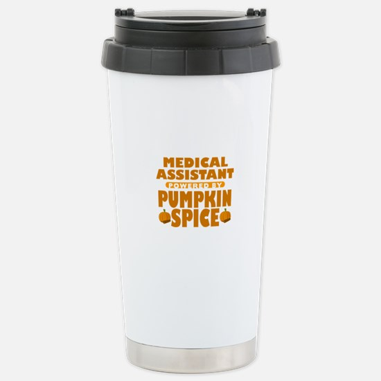 Medical Assistant Powered by Pumpkin Spice Ceramic