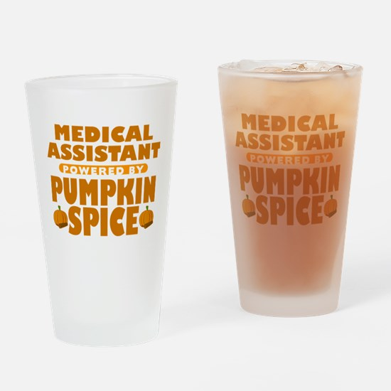 Medical Assistant Powered by Pumpkin Spice Drinkin