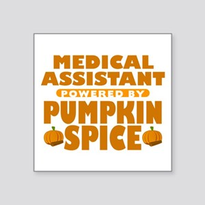Medical Assistant Powered by Pumpkin Spice Square