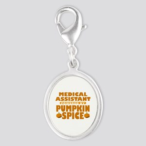 Medical Assistant Powered by Pumpkin Spice Silver