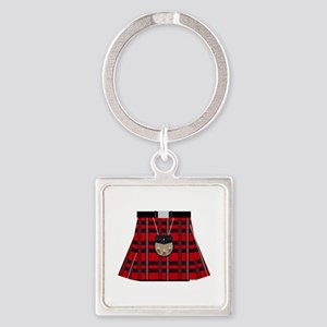 Scottish Kilt Keychains