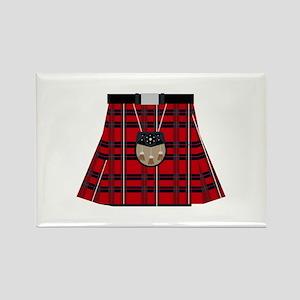 Scottish Kilt Magnets