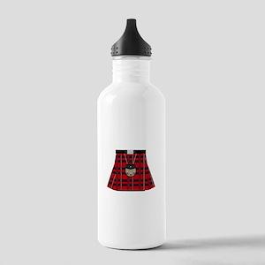 Scottish Kilt Water Bottle