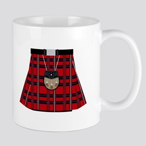 Scottish Kilt Mugs