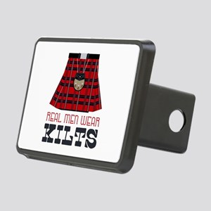 Real Men Wear Kilts Hitch Cover