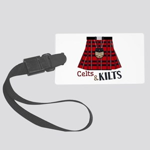 Celts & Kilts Luggage Tag