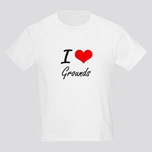 I love Grounds T-Shirt