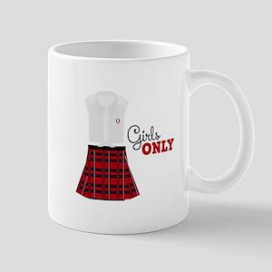 Girls Only Mugs