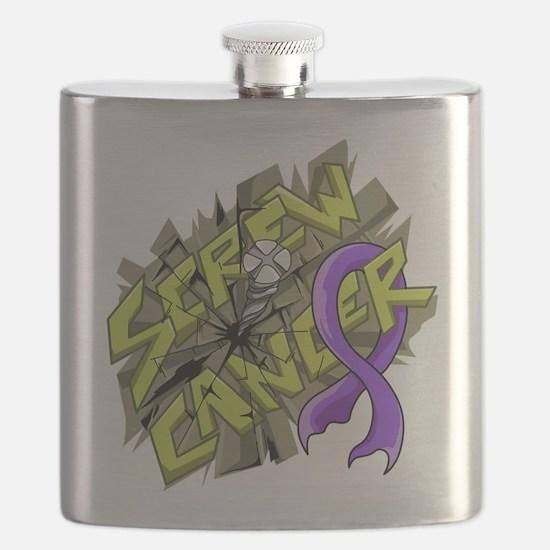 -Screw Hodgkin's Disease 4C Flask