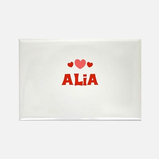Alia Rectangle Magnet