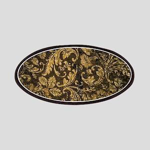 Decorative damask Patch