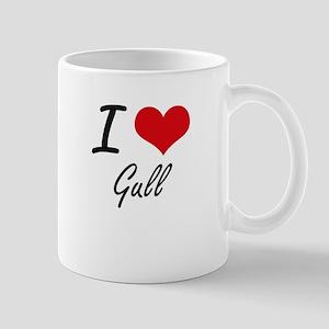 I love Gull Mugs