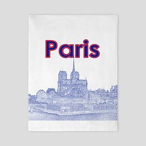 Paris Twin Duvet