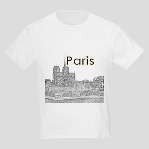 Paris Kids Light T-Shirt