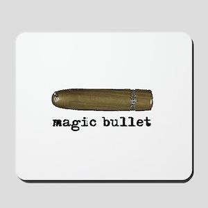 JFK - Magic Bullet Mousepad