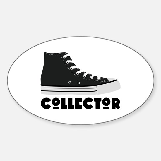 Sneaker Collector Decal