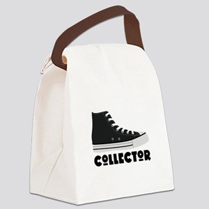 Sneaker Collector Canvas Lunch Bag