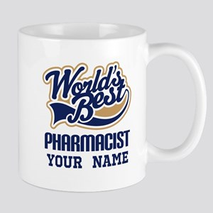 Pharmacist Personalized Mugs