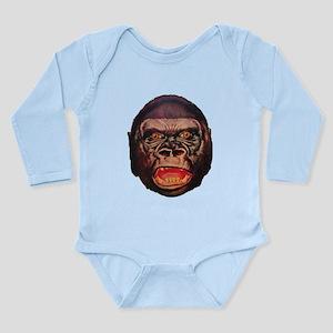 Retro Gorilla Body Suit