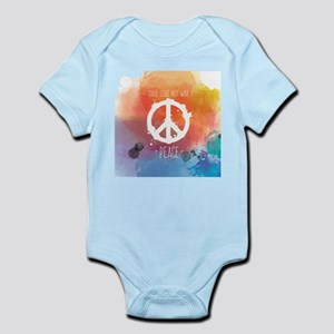 Peace Sign Body Suit