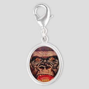 Retro Gorilla Charms