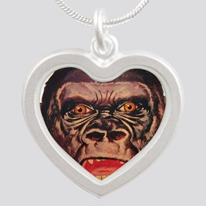 Retro Gorilla Necklaces