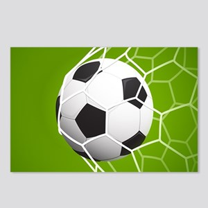 Football Goal Postcards (Package of 8)