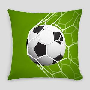 Football Goal Everyday Pillow