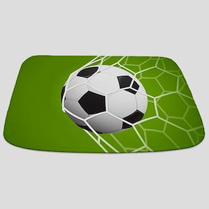 Football Goal Bathmat
