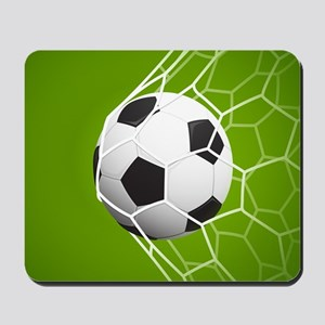 Football Goal Mousepad