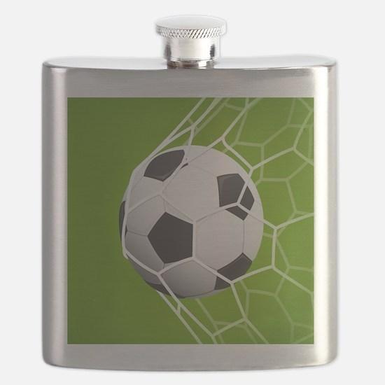 Football Goal Flask
