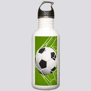 Football Goal Sports Water Bottle