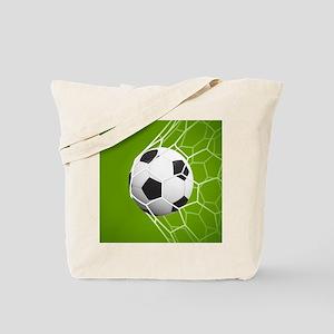 Football Goal Tote Bag