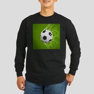 Football Goal Long Sleeve T-Shirt