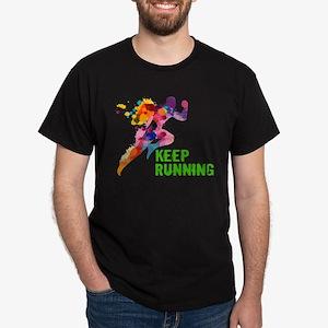 Keep Running T-Shirt
