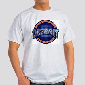 Detroit Rocks Light T-Shirt